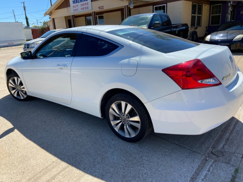 Honda Accord Cpe 2012 price $9,950