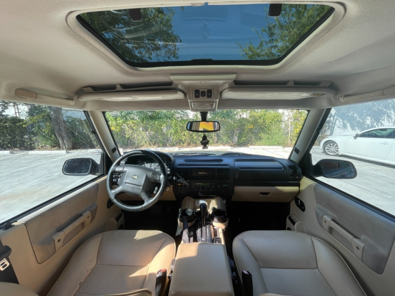 Land Rover Discovery 2004 price $8,500