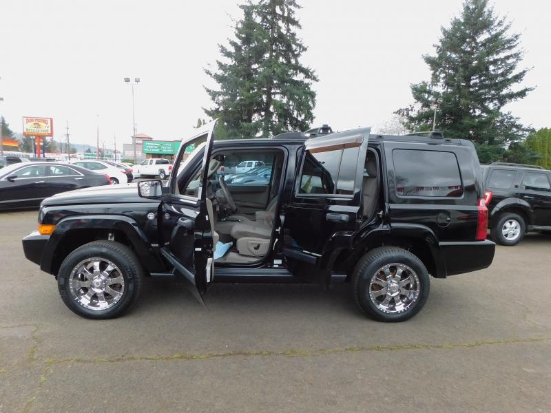 Jeep Commander 2006 price $5,777