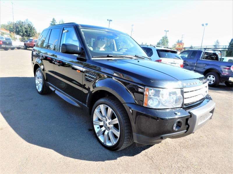 Land Rover Range Rover Sport 2008 price $12,995