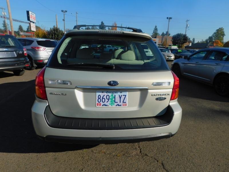 Subaru Legacy 2007 price $6,995