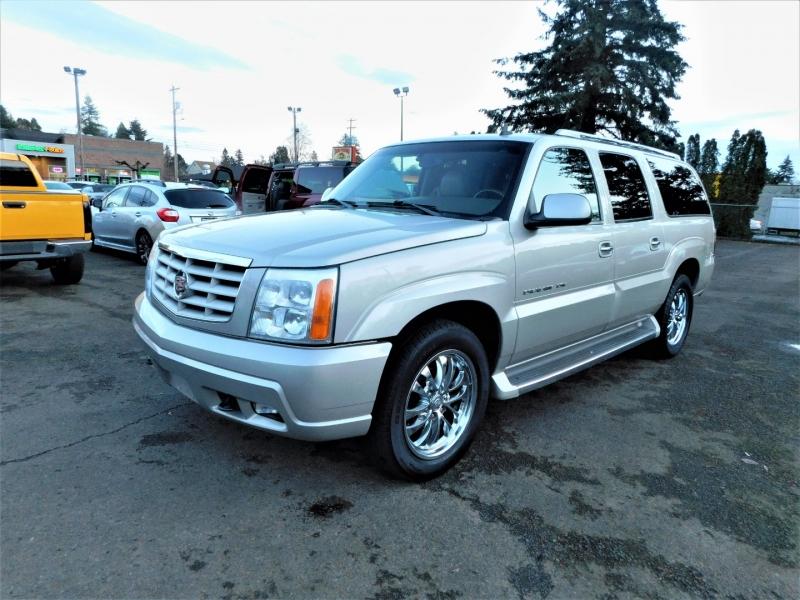 Cadillac Escalade ESV 2006 price $9,495