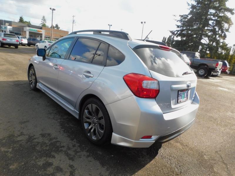 Subaru Impreza Wagon 2013 price $10,995