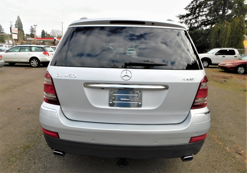Mercedes-Benz GL450 2007 price $11,495