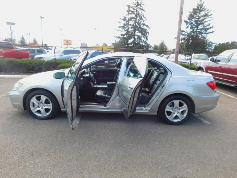 Acura RL 2008 price $8,995