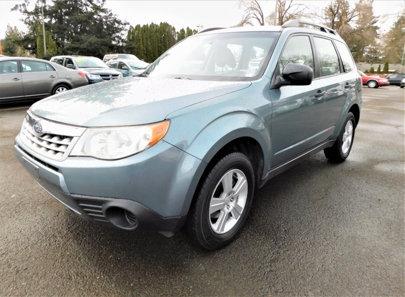 Subaru Forester 2011 price $9,995