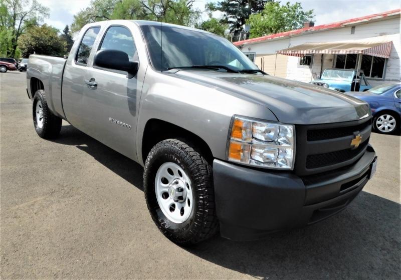 Chevrolet Silverado 1500 2012 price $15,995