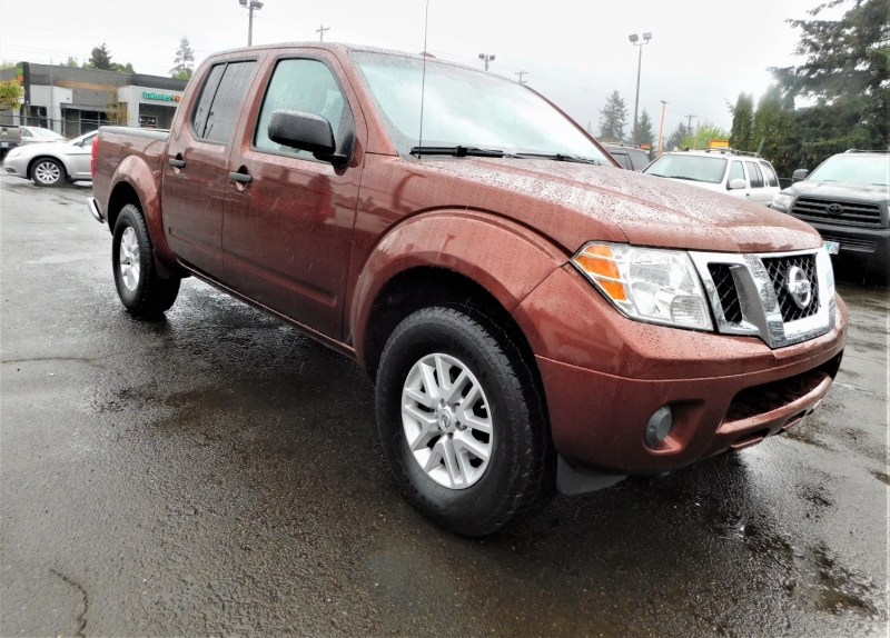 Nissan Frontier 2016 price $24,995