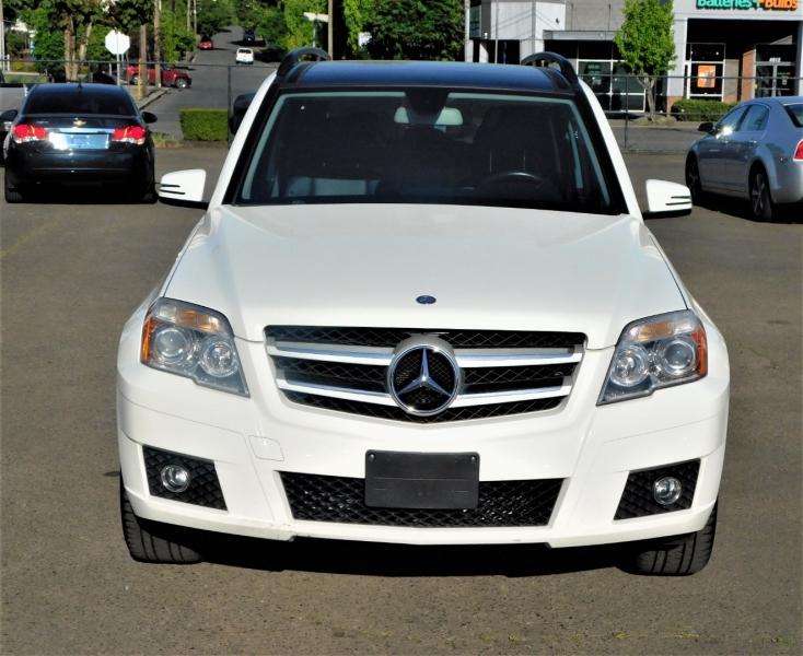 Mercedes-Benz GLK350 4MATIC 2011 price $11,995
