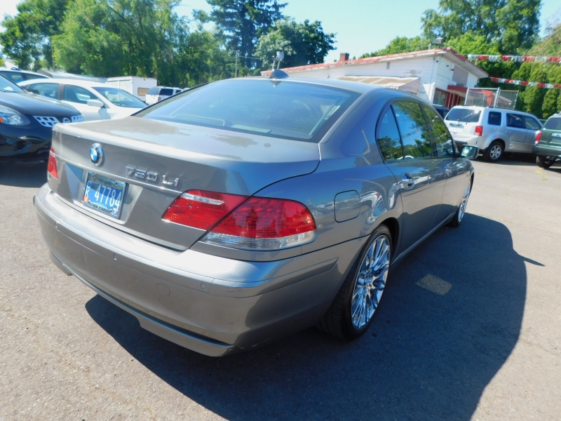 BMW 7-Series 2007 price $10,995