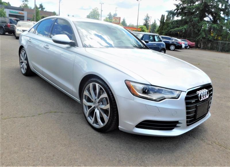 Audi A6 2015 price $17,995