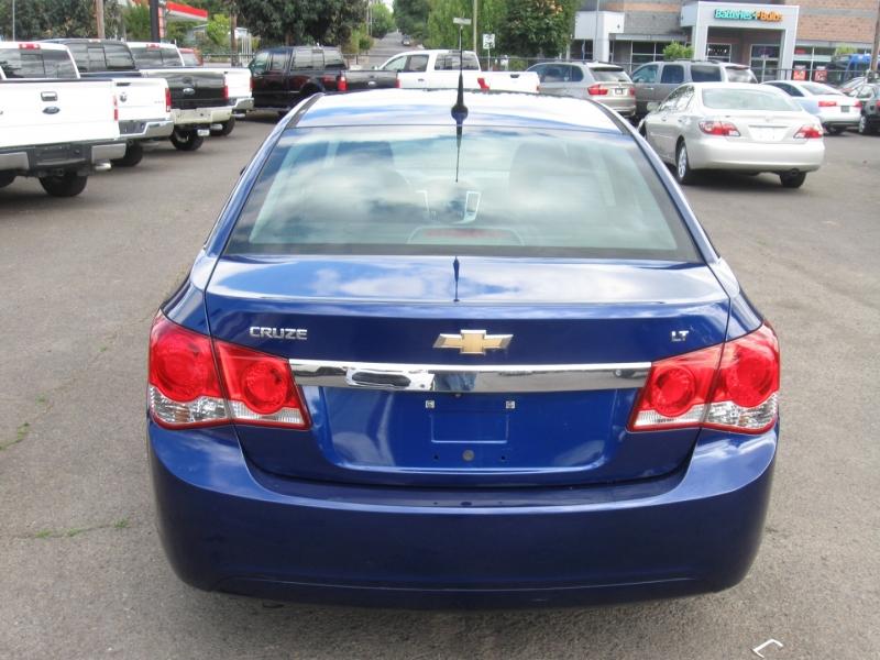 Chevrolet Cruze 2013 price $9,495