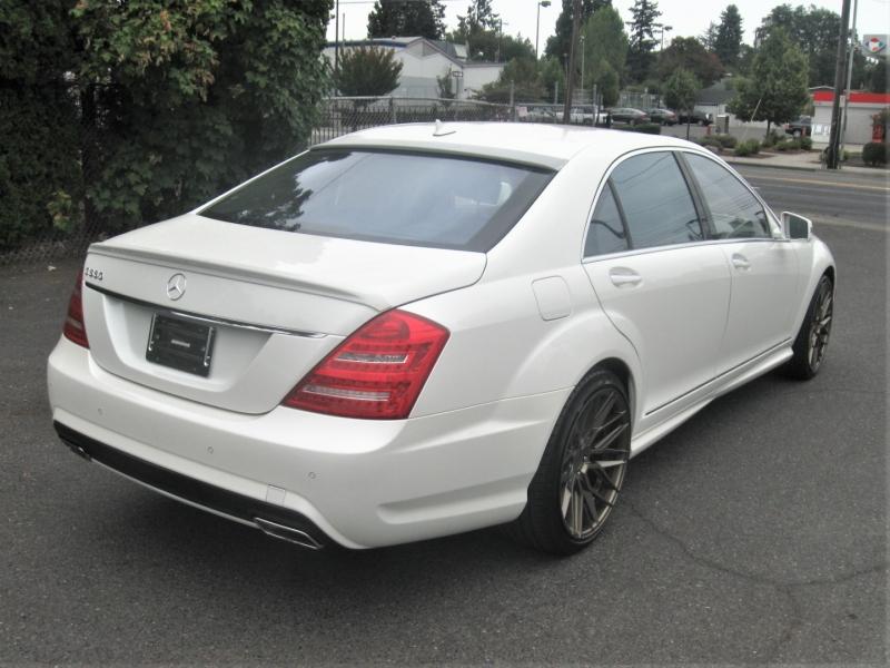 Mercedes-Benz S550 2010 price $17,995