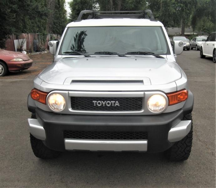 Toyota FJ Cruiser 2007 price $16,495
