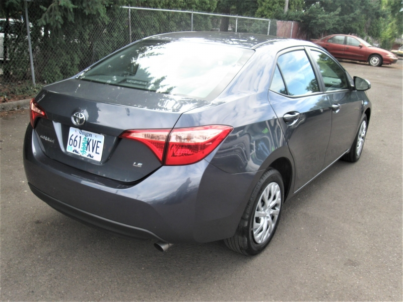 Toyota Corolla 2018 price $21,495