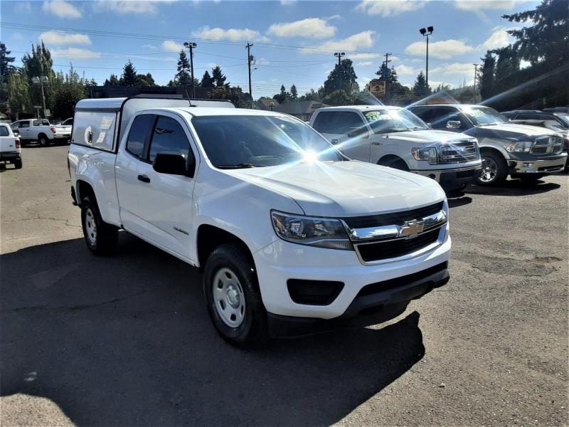 Chevrolet Colorado 2017 price $20,995