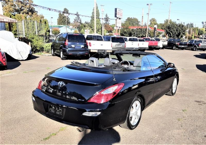 Toyota Camry Solara 2007 price $9,995