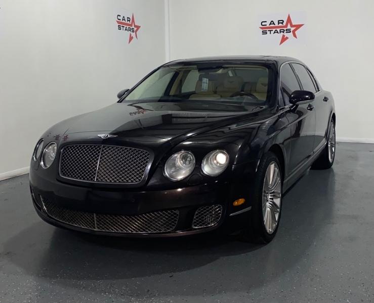 BENTLEY CONTINENTAL 2009 price $39,999