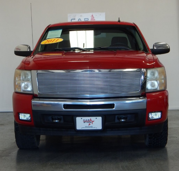 CHEVROLET SILVERADO 1500 2011 price $13,999