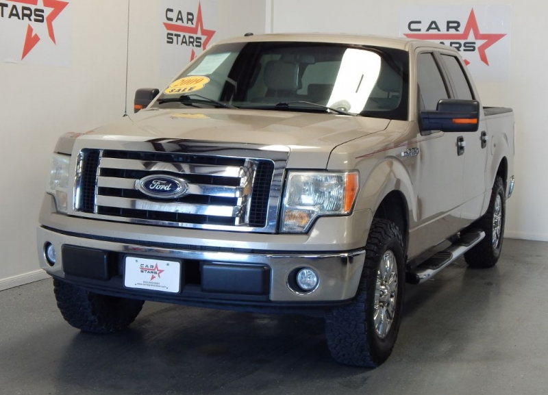FORD F150 2009 price $11,999