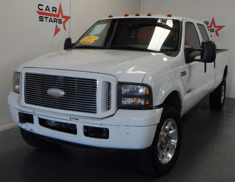 FORD F350 2007 price $16,999