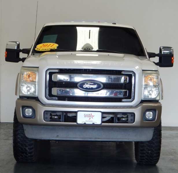 FORD F250 2011 price $33,999