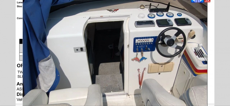 SEEBOLD EMERALD 3300 OFFSHORE 2005 price $69,995