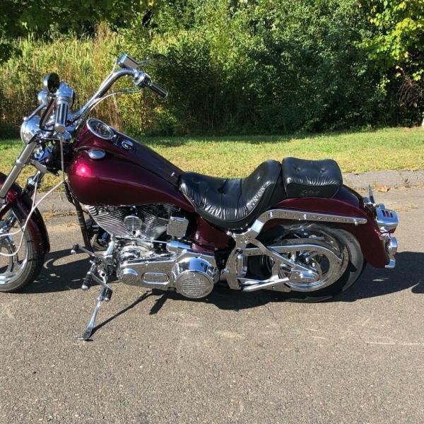 Harley-Davidson FXSTC 1987 price $6,450