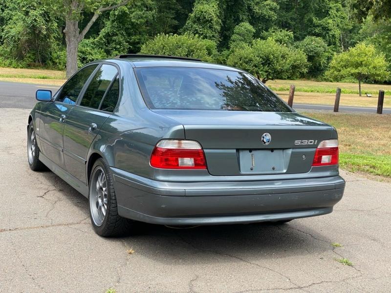 BMW 5 Series 2003 price $4,450