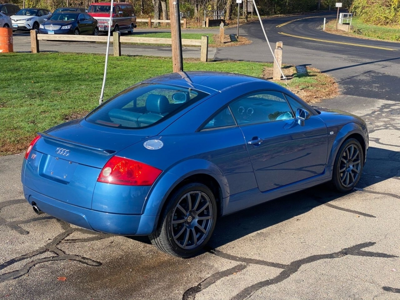 Audi TT 2000 price $8,995
