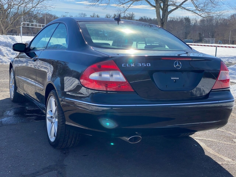 Mercedes-Benz CLK 2007 price $7,450