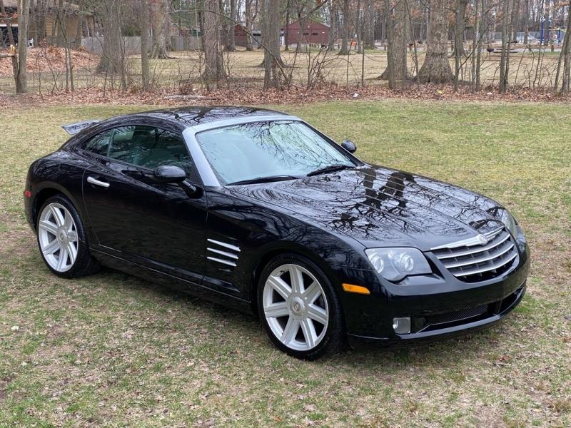 Chrysler Crossfire 2004 price $5,995