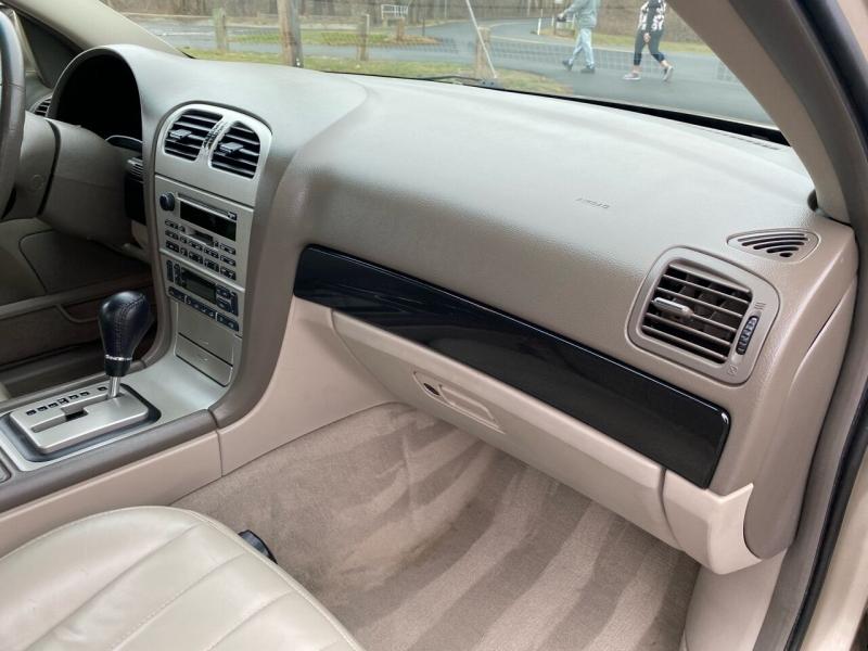 Lincoln LS 2004 price $5,995