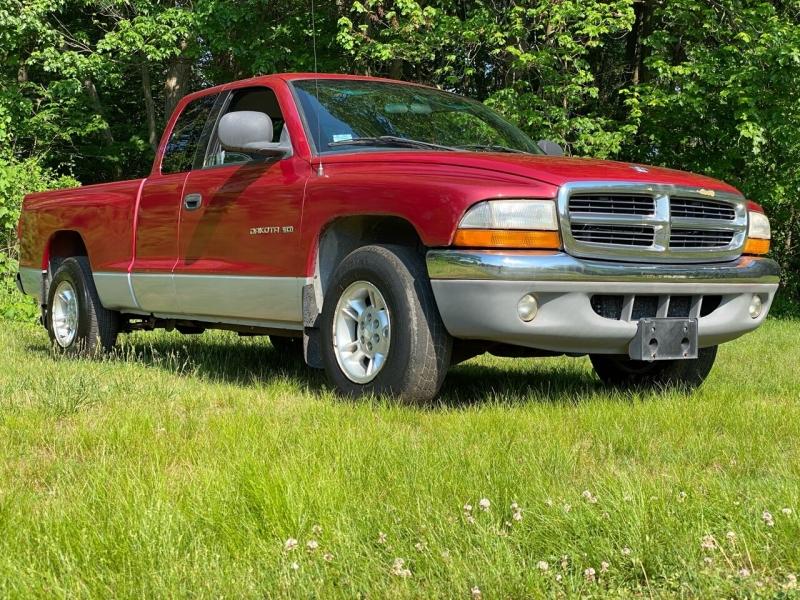 Dodge Dakota 1999 price $5,450