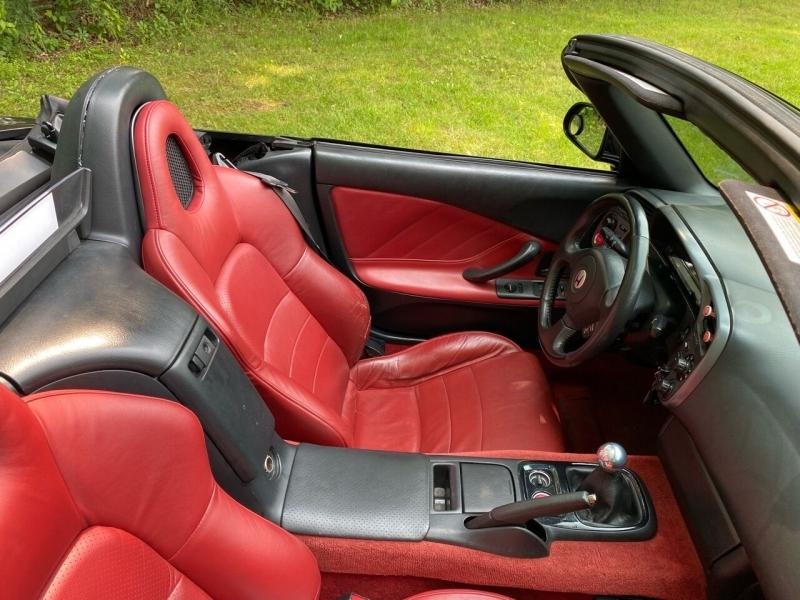 Honda S2000 2002 price $21,995
