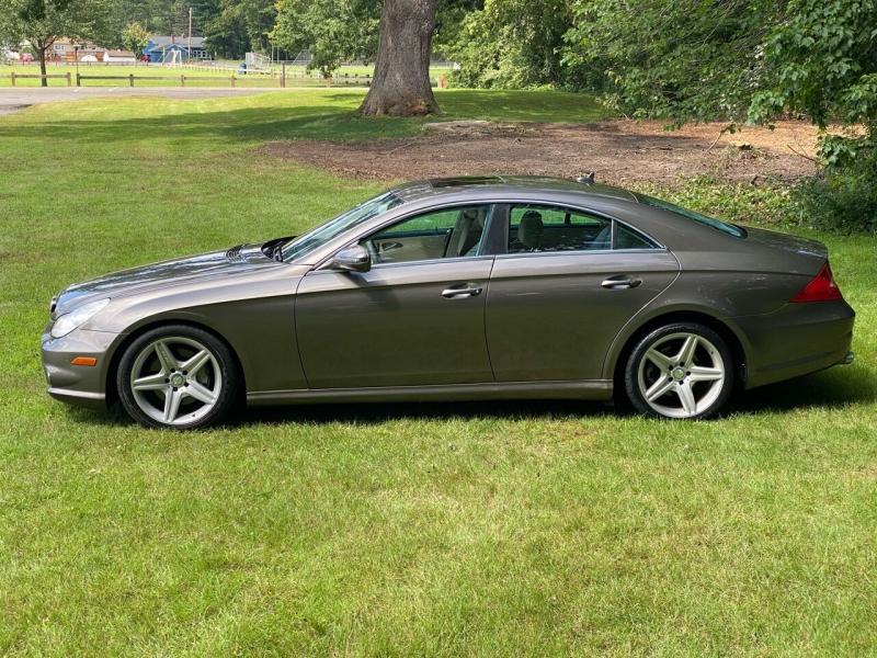 Mercedes-Benz CLS 2011 price $12,995