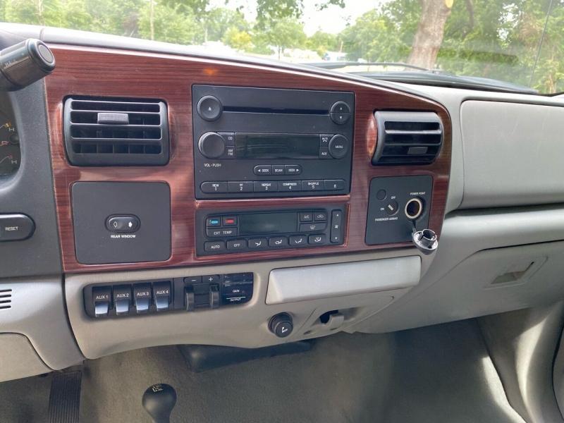 Ford F-250 Super Duty 2007 price $18,995