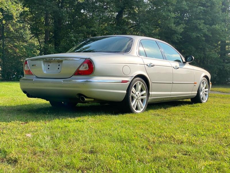 Jaguar XJR 2004 price $11,995