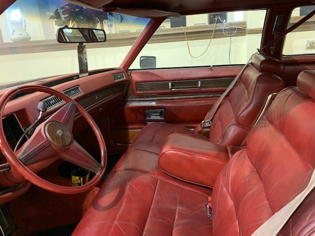 Cadillac COUPE DEVILLE 1976 price $12,995