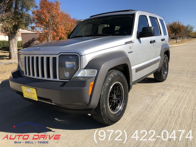 JEEP LIBERTY 2010 price $7,890