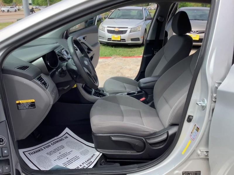 HYUNDAI ELANTRA 2015 price $10,299
