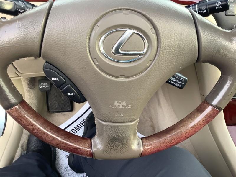 LEXUS ES 2002 price $5,499