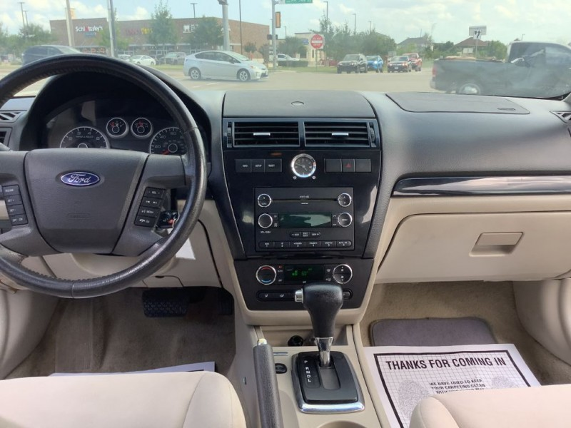 FORD FUSION 2009 price $4,999