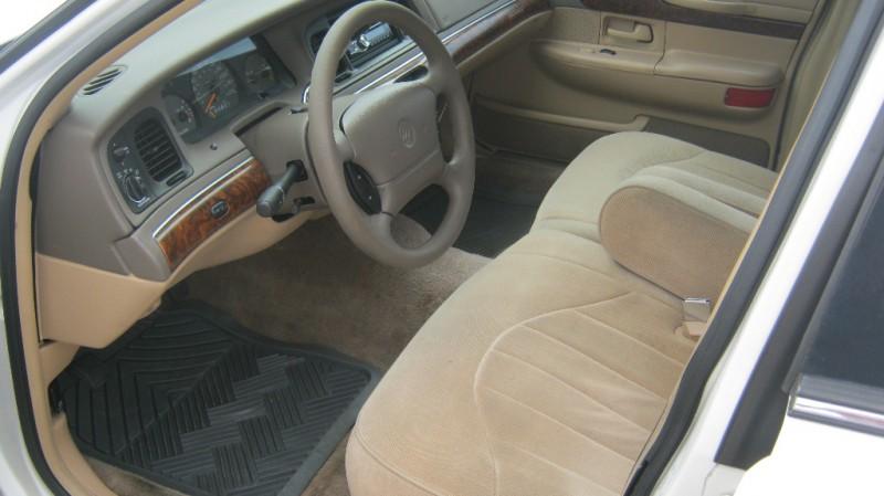 Mercury Grand Marquis 1997 price $3,950