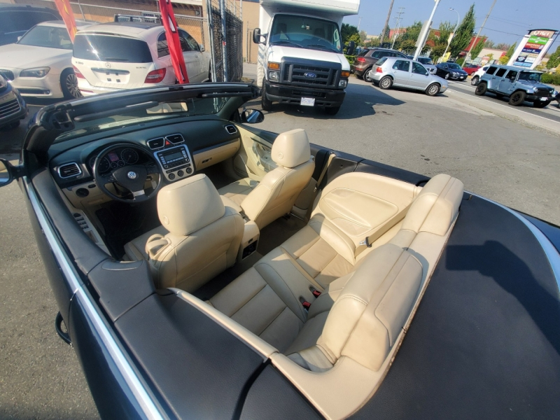 Volkswagen Eos 2008 price $8,888