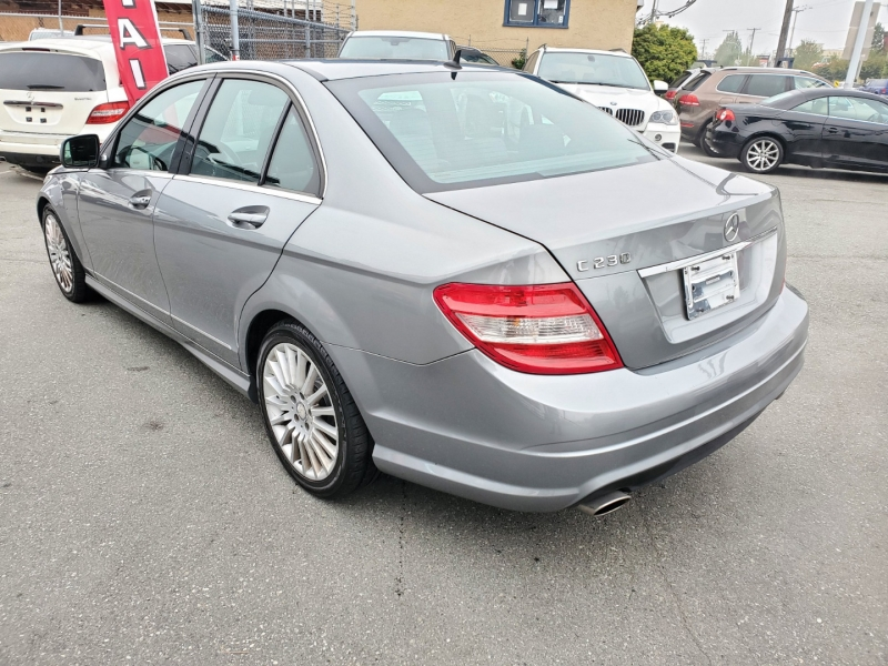 Mercedes-Benz C-Class 2008 price $8,888