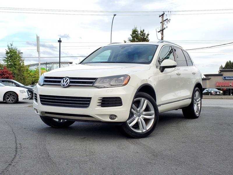 Volkswagen Touareg 2011 price $16,888