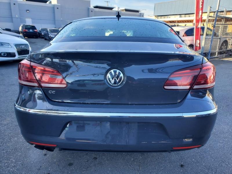 Volkswagen CC 2013 price $8,888