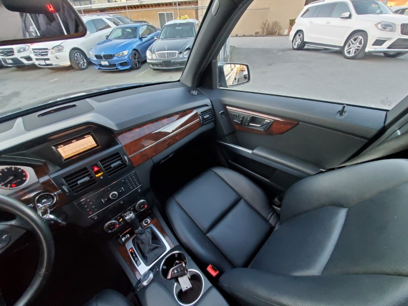Mercedes-Benz GLK-Class 2011 price $10,888