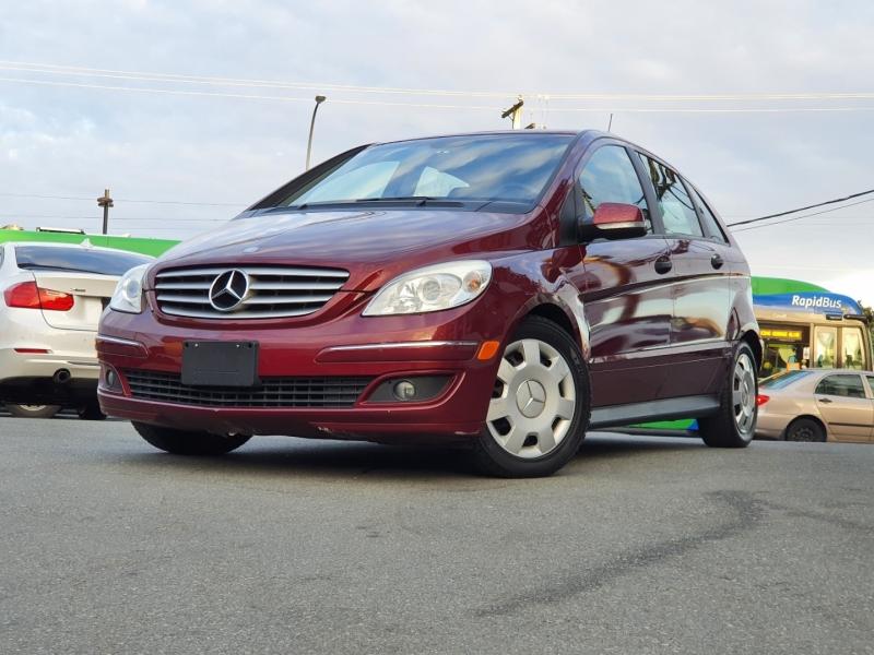 Mercedes-Benz B-Class 2006 price $5,888